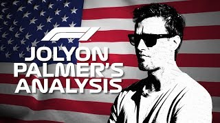 The Champion's Mentality Of Lewis Hamilton | Jolyon Palmer On The 2019 United States Grand Prix