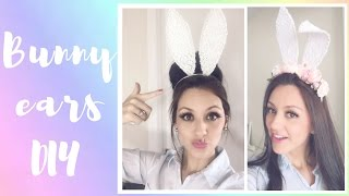 How to make Bunny Ears - Wearable DIY