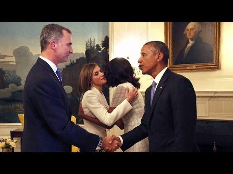Obama expresa a Felipe VI el compromiso de EE.UU. con una España fuerte y unida