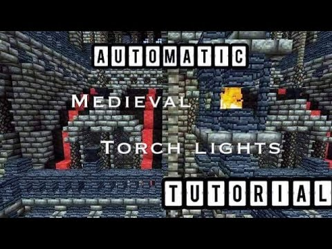 Minecraft Automatic Medieval