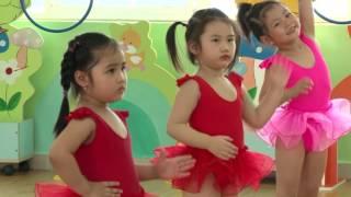 các bài tập nhịp điệu cho trẻ mẫu giáo bài số 1 trẻ 3 4 tuổi
