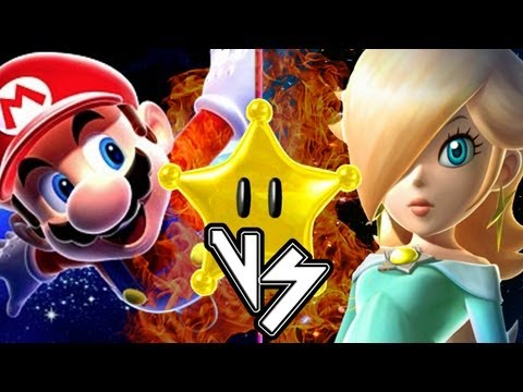 Mario Galaxy Versus | Part 1
