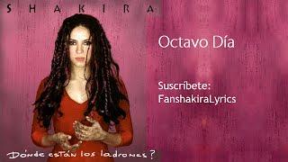 06 Shakira - Octavo Día [Lyrics]