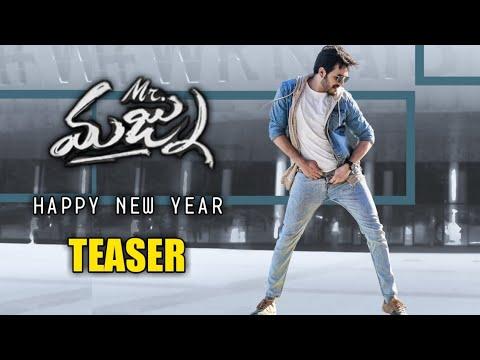 Mr. Majnu movie teaser || Akhil akkineni Mr majnu teaser || Mr majnu new year teaser