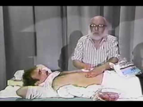 James Randi Psychic Surgery video