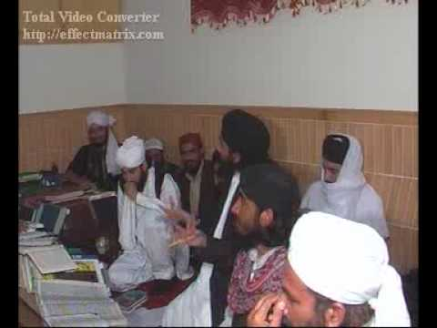 Munazra 35   36 Mufti Hanif Qureshi (suni) With Talib Ur Rahman (wahabi) video