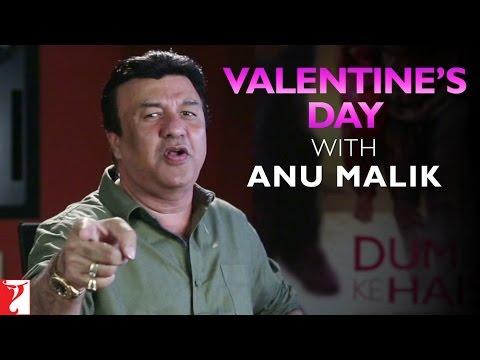 Valentine's Day With Anu Malik - Dum Laga Ke Haisha