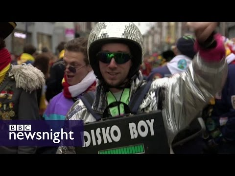 What happened to the liberal Netherlands? - BBC Newsnight