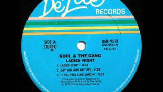 Watch Kool & The Gang Ladies Night video