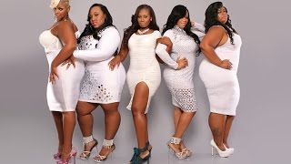 Queens Of Curves 2015 Calendar Release Promo2