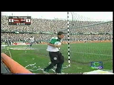 ATLETICO NACIONAL VS ATLETICO JUNIOR FINAL 2004