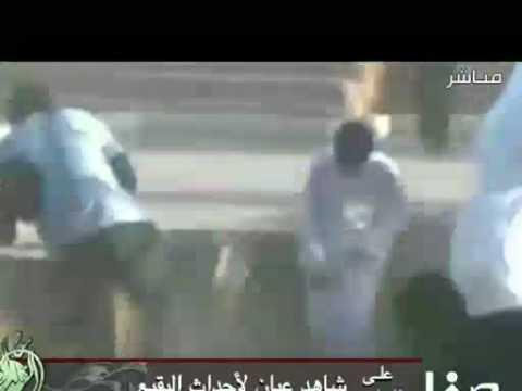 الشيعة تجرى نحو قبر الرسول ويتصدى لهم المصلين Music Videos