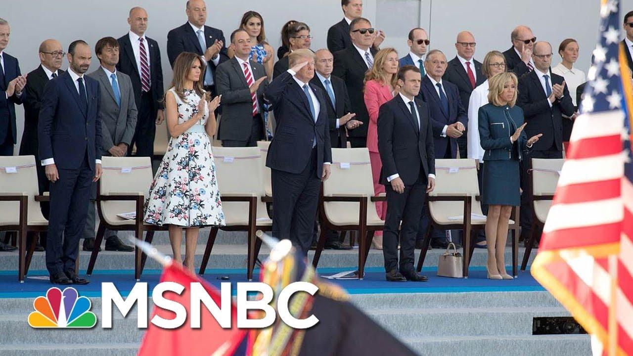 Joe On Trump's Military Parade: Have The Largest War Veterans Parade Instead | Morning Joe | MSNBC