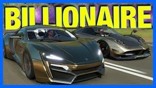 Forza Horizon 3 Online : BILLIONAIRE'S HYPERCAR!!