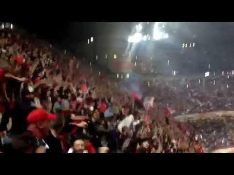 Goooool Nigel De Jong King Kong / A.C.Milan - Inter / 4.05.2014 / Milan Club Milanistra