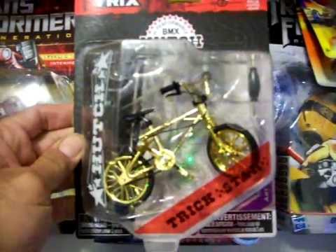 Flick Trix GOLD BMX HUTCH Trick Star(Rare??) - YouTube