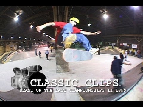 Beast of The East Amateur Skateboard Championship II 1999 Classic Events #11 Chris Cole