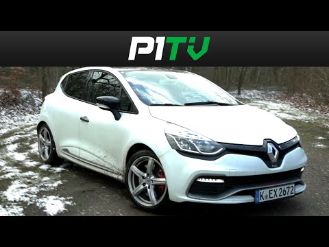 Renault Clio R.S. 220 Trophy Review / Fahrbericht - P1TV