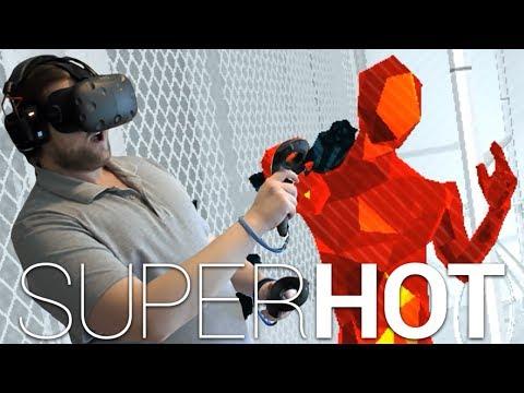 СЛОУ-КУПЛИНОУ ► Superhot VR #2