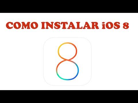 Instala iOS 8 GM Antes De Su Lanzamiento