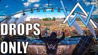 download lagu Alan Walker - Drops Only Tomorrowland 2017 Week 2 gratis
