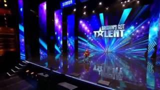 Britains Got Talent 2012 - Alex Davies