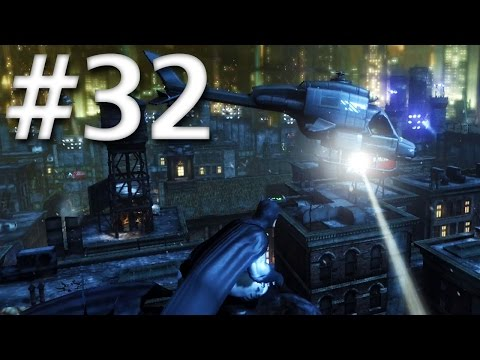 Road To Arkham Knight - Batman Arkham City - Walkthrough - Part 32 - Protocol 10