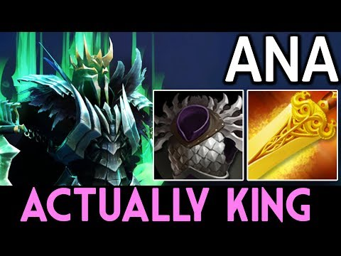 Ana Dota 2 [Wraith King] Actually King - Intense Game