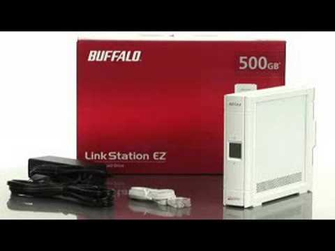 BuyTV Spotlight Buffalo 500GB LinkStation EZ Shared Storage