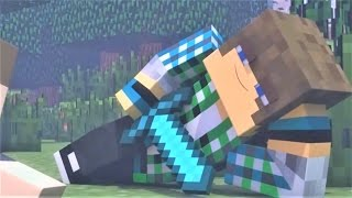 "Minecraft Song and Minecraft Animation ""Minecraft Friends"" Minecraft Song by Minecraft Jams"