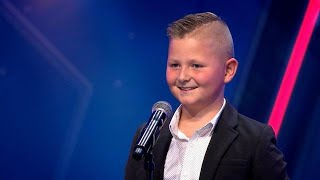 Is grappige Pietje de nieuwe Jan Smit?  - HOLLAND'S GOT TALENT