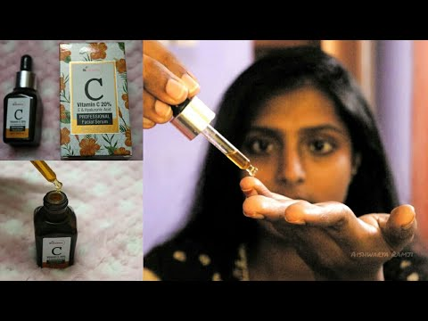Tried The Best Skin Serum|Does it really work| St.Botanica Vitamin C Serum| how to get  Glowing skin