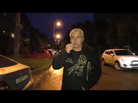 Пассажир помял таксисту машину и получил в нос ул  Верхосунская