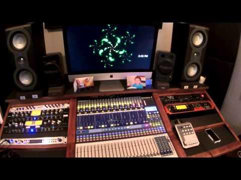 Home Studio Tour 2014 - Joe Gilder