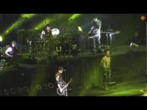 Rammstein - LIFAD Tour Bloopers and Funny Moments [HD]