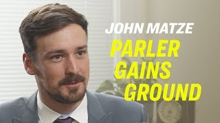 Massive, Unexpected Growth On New Free Speech Platform, Bypassing Shadow Bans—Parler CEO John Matze