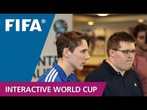 FIFA 15 UK Final: FIWC Grand Final Qualification