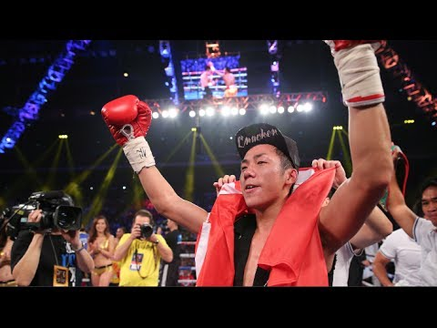 Hong Kong s first ever professional boxer, the undefeated Rex Tso