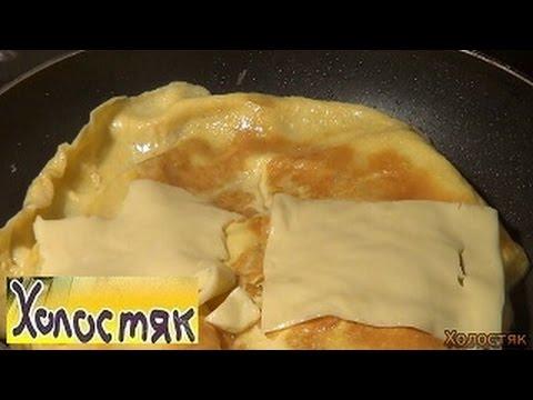 Яйца с сыром