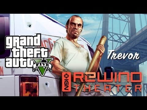 IGN Rewind Theater - Trevor's GTA 5 Trailer