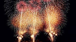 omagarifireworks2016(大曲の花火 大会提供花火「歓喜」)