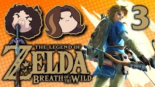 Breath of the Wild: Time Stands Still - PART 3 - Game Grumps