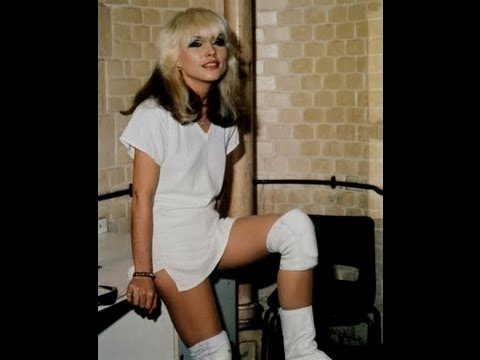 BLONDIE DEBBIE HARRY THE TIDE IS HIGH
