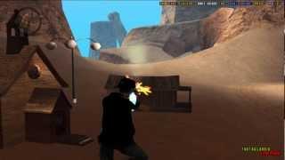 GTA:SA // Weapons Blue&Black Weapons V2 [DL]//Sa-mp