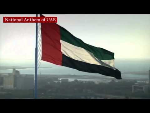 National Anthem of the United Arab Emirates