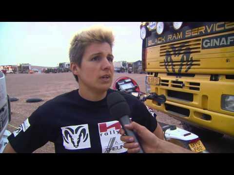 LIBYA RALLY 2015 - TV Broadcast - part  2 - English