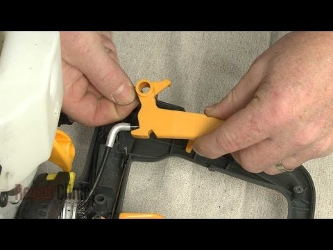 Throttle Trigger - Ryobi Hedge Trimmer