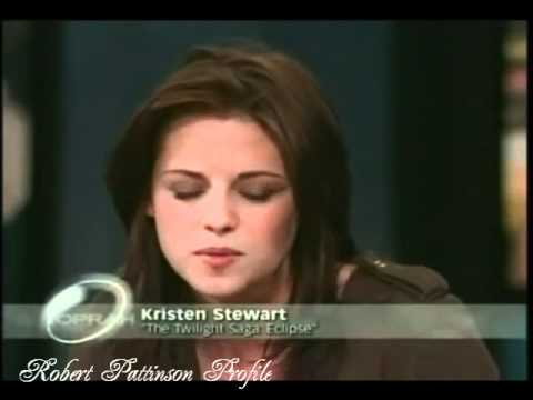 The Oprah Show - Robert Pattinson 1th part
