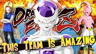 Kid Buu , Android 18 & Frieza are AMAZING!! | Dragonball FighterZ Beta Final Day