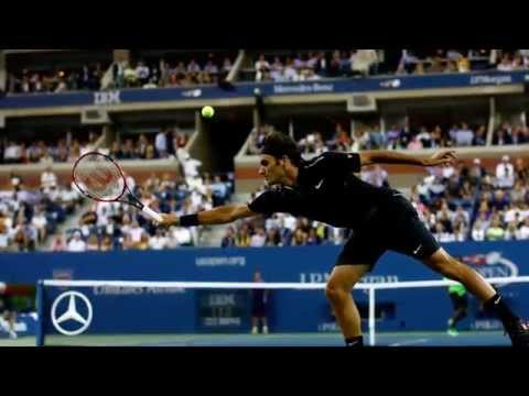 Roger Federer mit Wahnsinns-Comeback gegen Gael Monfils | US Open